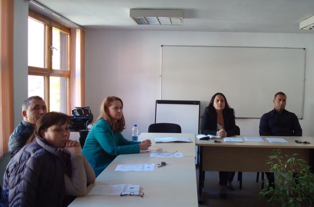 Консултативният съвет по туризъм проведе редовното си заседание