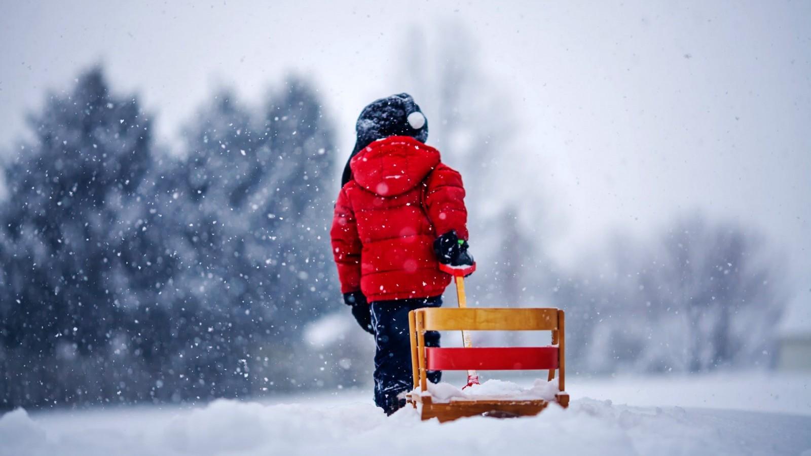 С какво да храним децата през зимата?