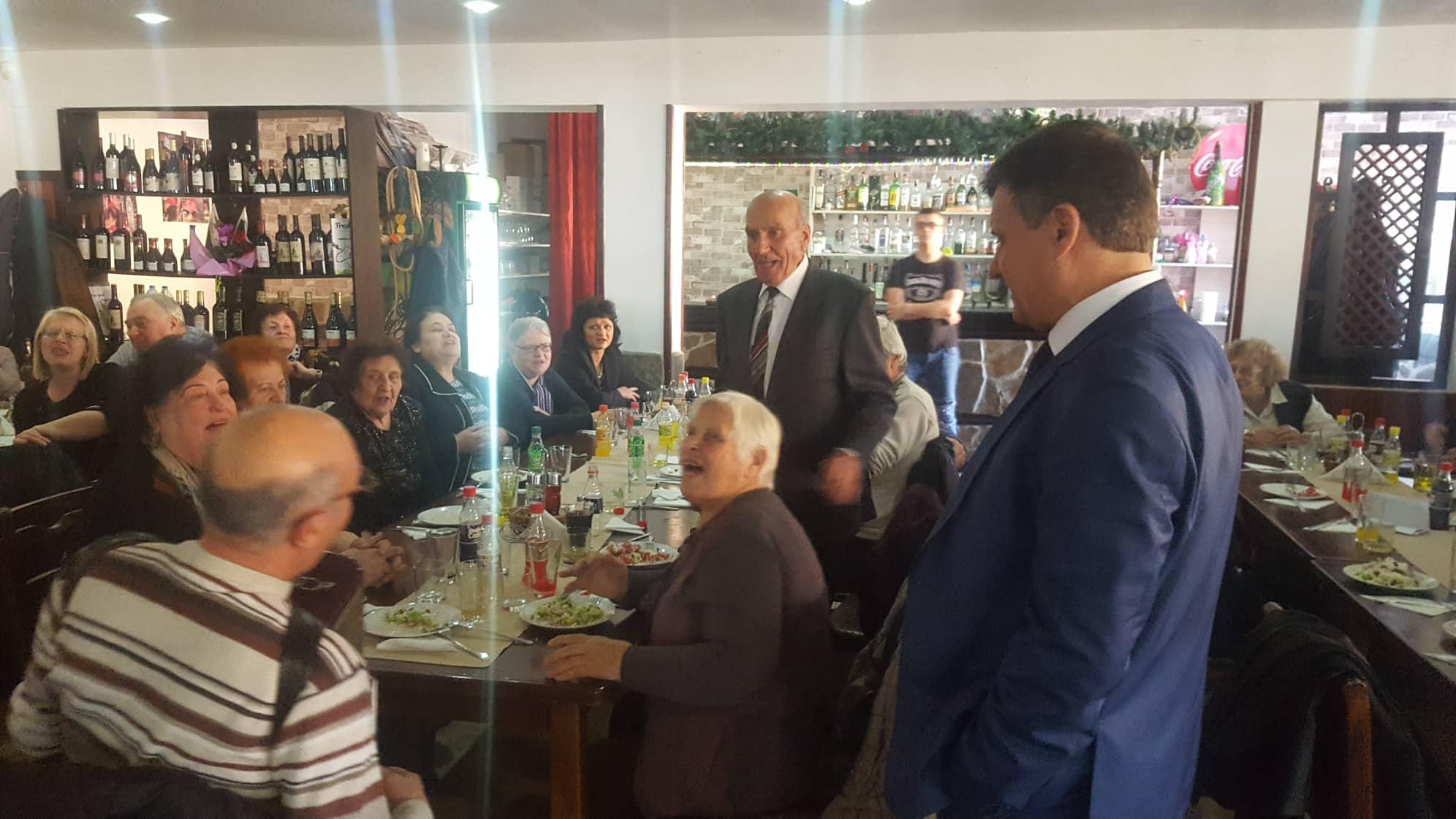 Д-р Костадин Коев уважи празника на хората с увреждания във Велинград