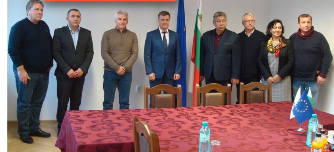 Д-р Костадин Коев посрещна гости от Република Саха /Якутия/