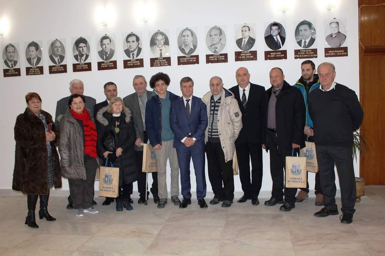 Награди за всички кметове, управлявали Велинград