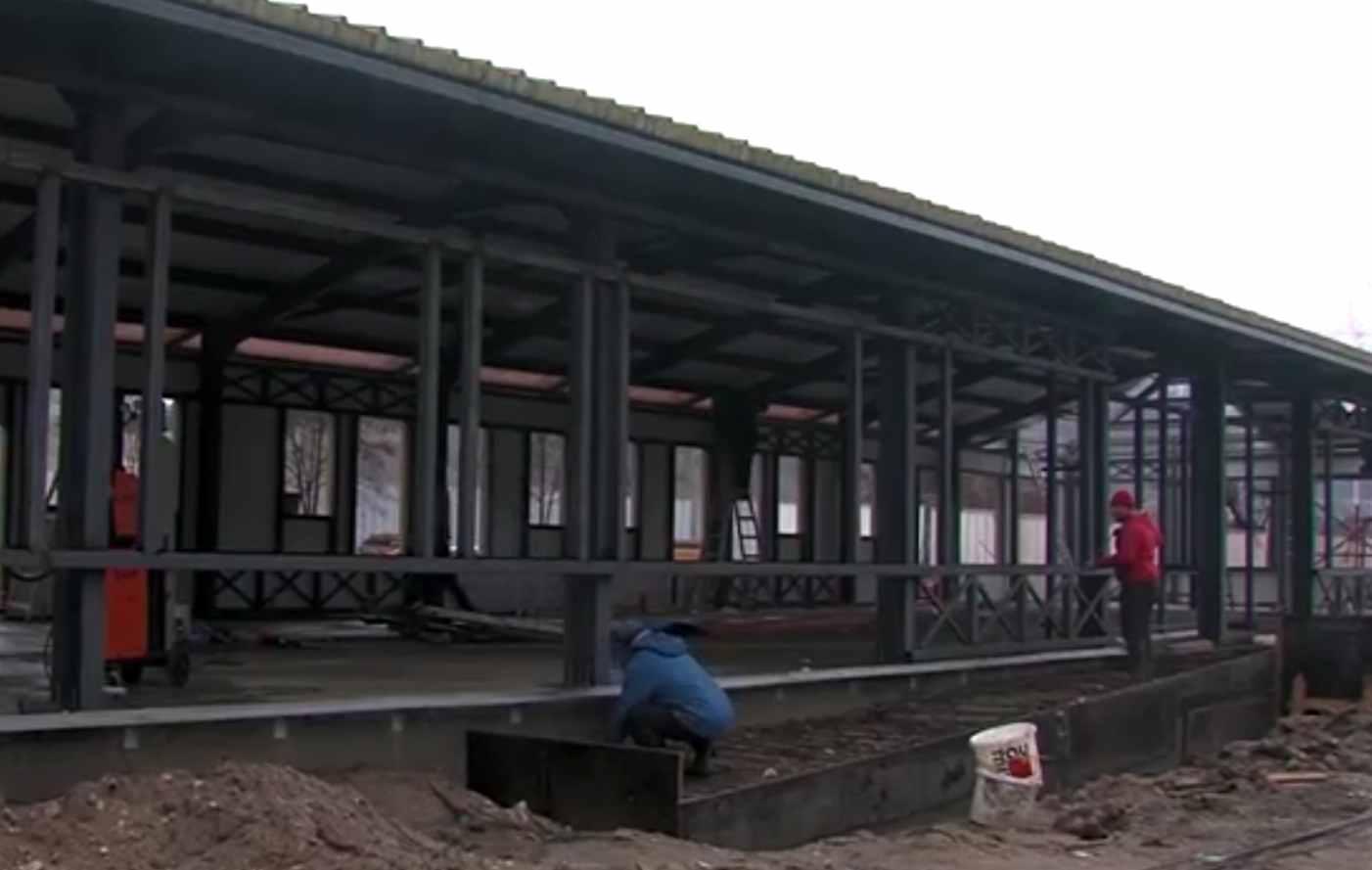 Новата детска градина в Драгиново ще бъде готова през лятото