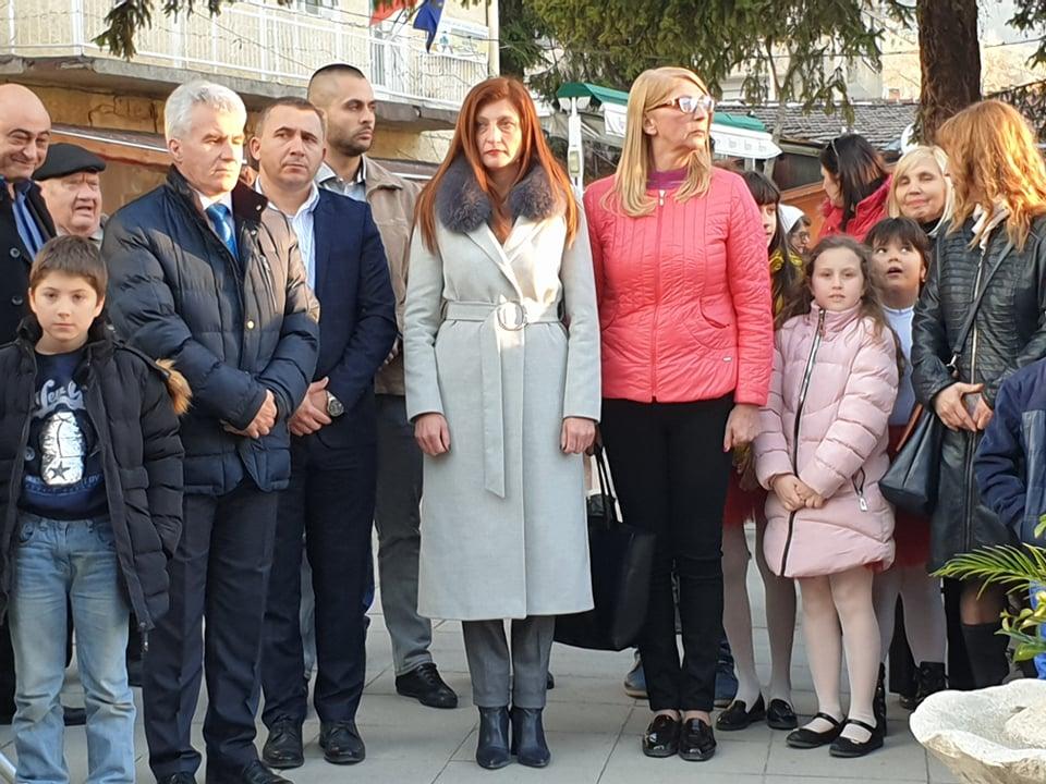 Велинград  се поклони пред  паметта на Апостола на свободата