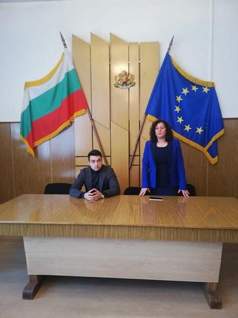 Евродепутатът Момчил Неков посети община Ракитово
