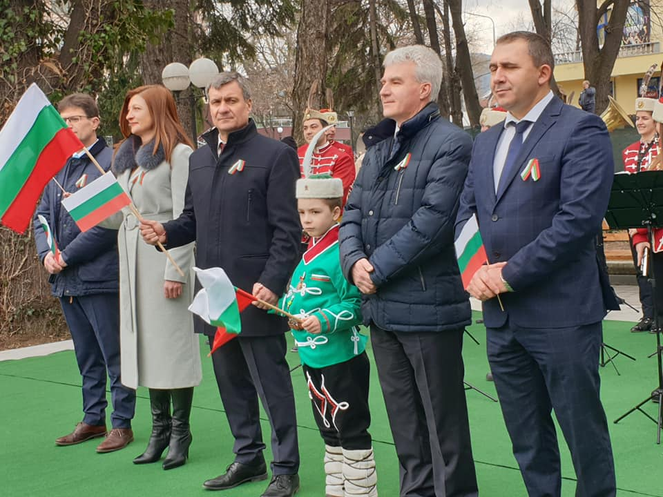 Велинград отбеляза 3 март- свещената дата за България!