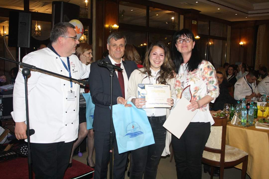Кметът д-р Коев награди победителите в регионалния кръг на Националното състезание по професии