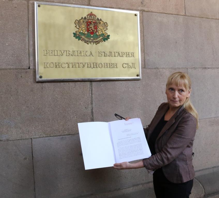 Елена Йончева: Ако не бяха българските журналисти, нямаше да знаем за апартаментите на Цветанов