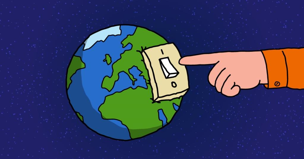 Община Ракитово се включи в световната инициатива Часът на Земята, която тази година ще се проведе на 30 март,  от 20:30 до 21:30.