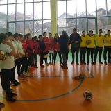 Общински ученически турнир по волейбол се проведе в залата в Костандово
