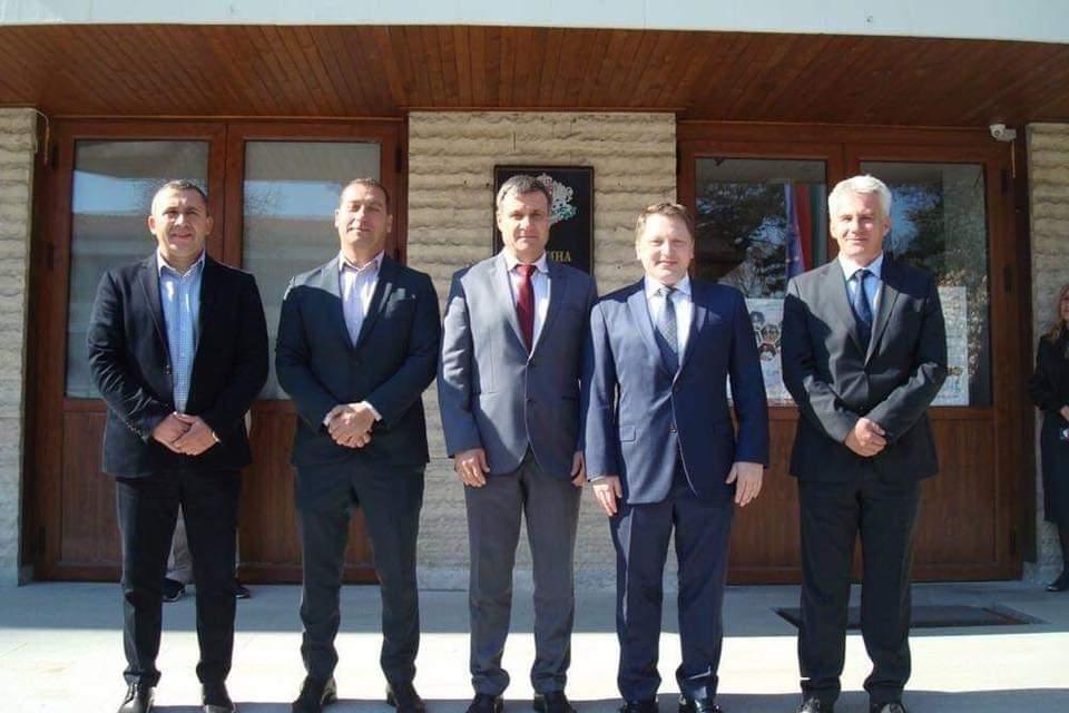 Г-н Коев: Днес се срещнах с г-н Михаил Малцев – изпълнителен директор на Уралската туристическа асоциация.