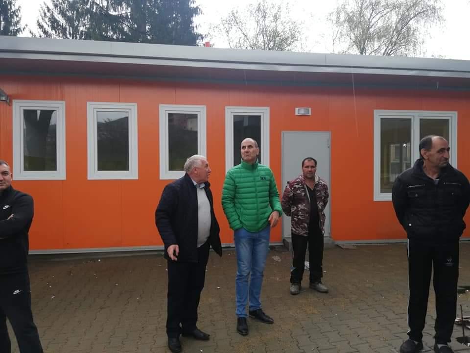 Цветан Цветанов посети село Драгиново