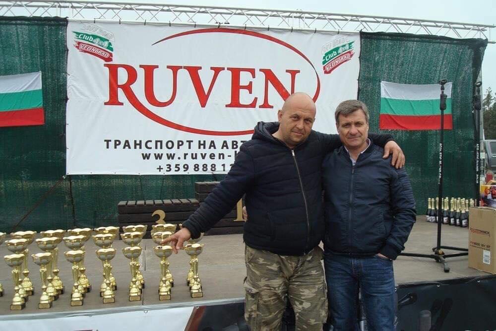 Г-н Коев присъства на OFF ROAD VELINGRAD при награждаването