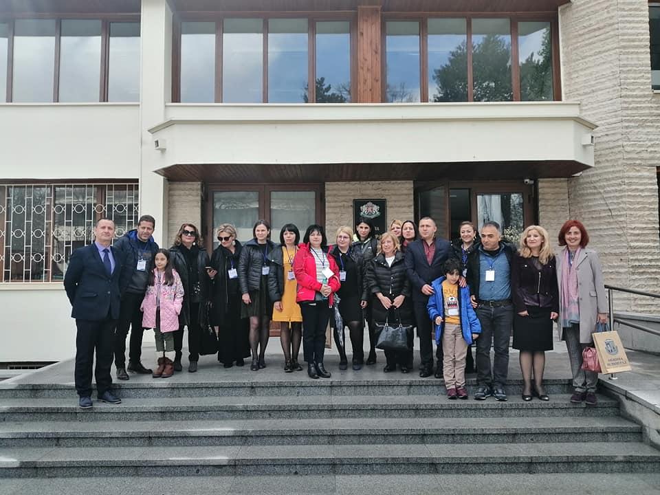 Гости от пет държави, работещи по проект за превенция на агресията сред младите хора, са във Велинград