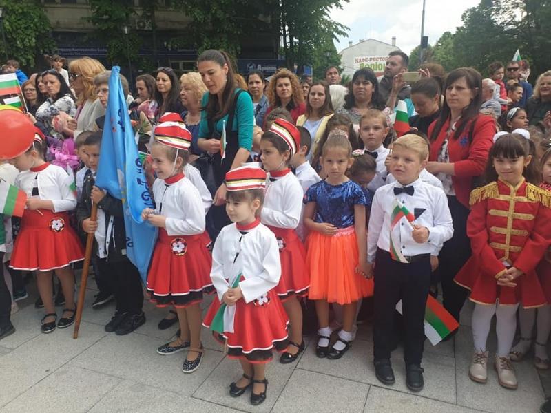 С богата празнична програма Велинград отбеляза 24 май