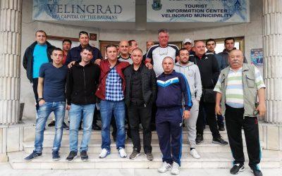 Във Велинград беше създадена група за опазване и зарибяване на яз. Батак