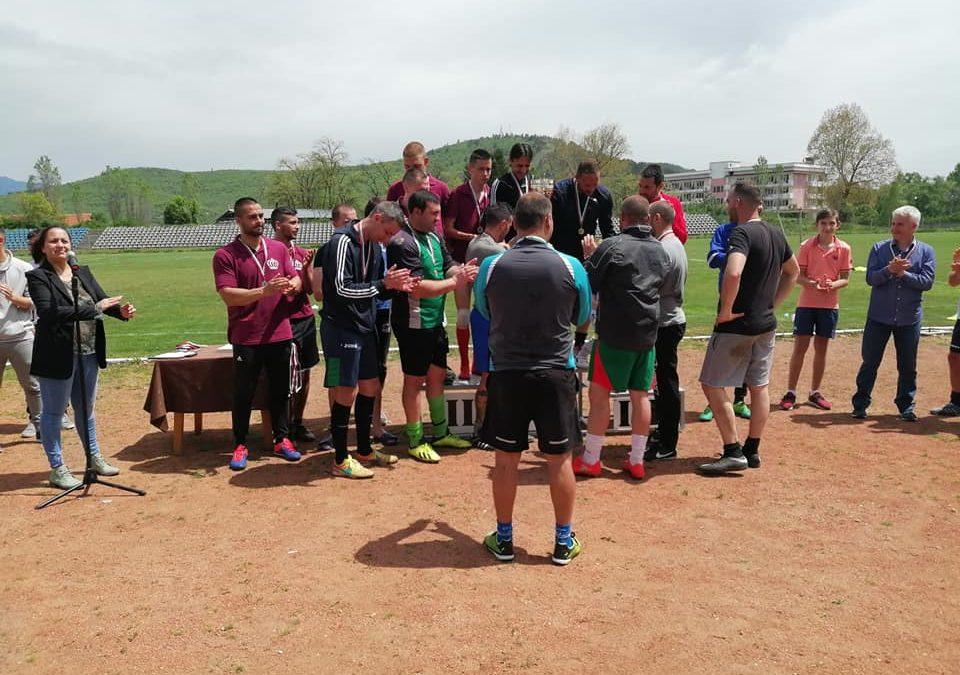 Купата на Благотворителния турнир по мини футбол във Велинград има първия си притежател