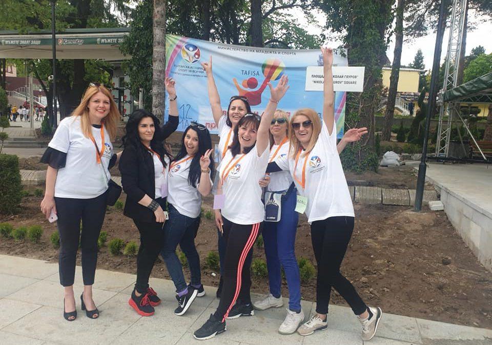 В Деня на предизвикателството централният площад на Велинград посрещна с танци и спортни емоции десетки участници