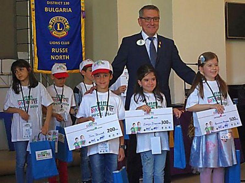 """Ученик от Велинград стана трети на националното състезание """"Буквоплет""""."""