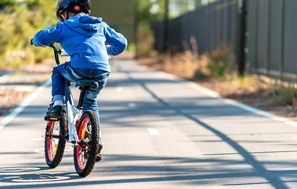 Как да изберем безопасен велосипед за детето?