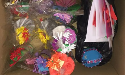 Готови са ръчно изработените изделия за благотворителния базар в събота