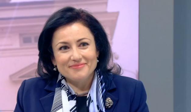 Десислава Танева: Къщата за гости на Александър Манолев не функционира като такава