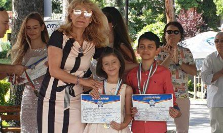"""Над 150 талантливи деца участваха в Десетия международен фестивал за популярна музика """"Дъга над Клептуза"""""""