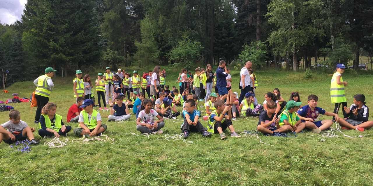 За времето от 22.07.2019г. до 26.07.2019г. се проведе обучителен лагер в  района на Юндола