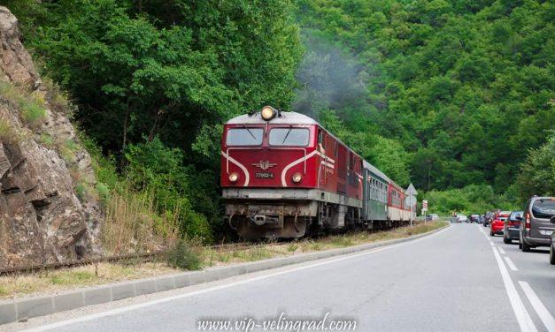 ТРЕВОЖНО!  Дойде денят, в който по теснолинейката остана само 1 работещ локомотив.