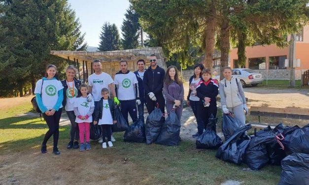 """Над 800 доброволци от община Велинград се включиха в кампанията """"Да изчистим България заедно"""""""