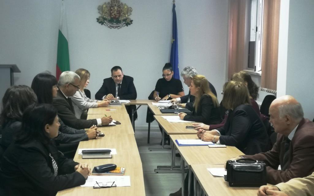Заседава Областният съвет по превенция и противодействие на корупцията