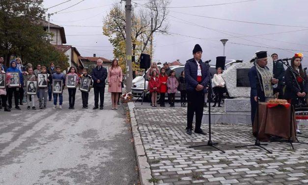 В Деня на народните будители Велинград се поклони пред делото им