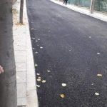 Продължава асфалтирането на улици в с. Драгиново