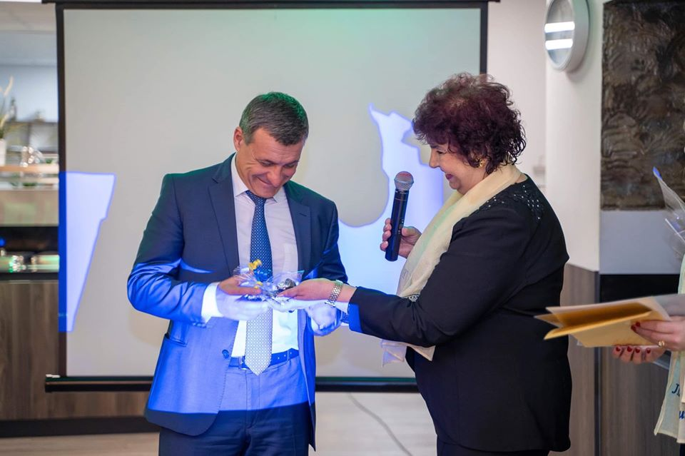 Г-н Коев присъства на Коледния благотворителен бал на Дамски Лайънс клуб Велинград