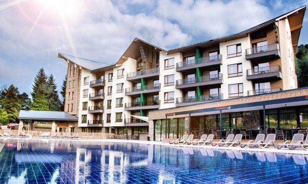 Велинградския  Arte Spa&Park Hotel  и Grand Resort Spa & Balneo в Павел баня щурмуват  Балканските Оскари