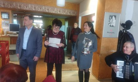 Д-р Коев присъства на празника на хората с увреждания