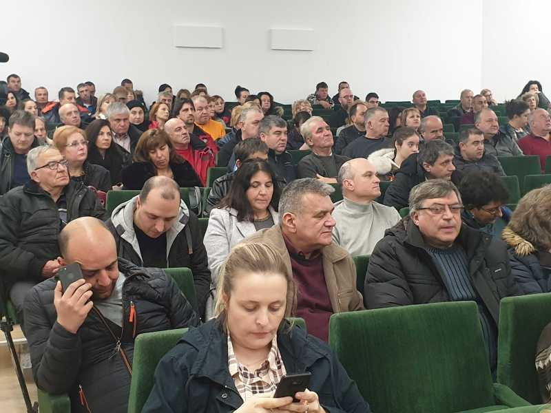 Представители на бизнеса и НАП проведоха среща в община Велинград