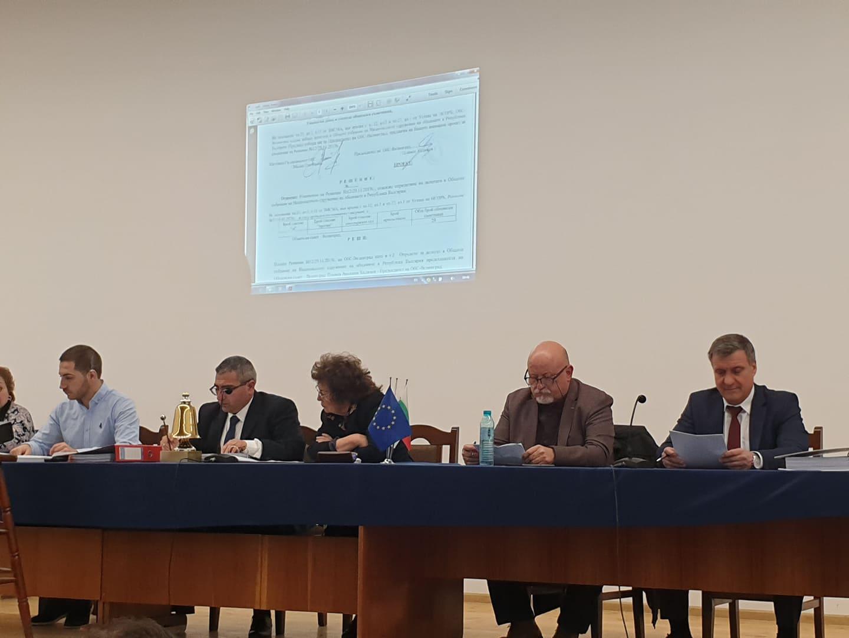 Общината стартира преговори за придобиване на Културния дом