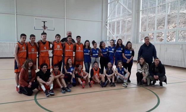 Приключиха Ученическите игри по баскетбол