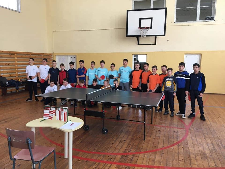 Ясни са победителите и при момчетата в УСИ по тенис на маса