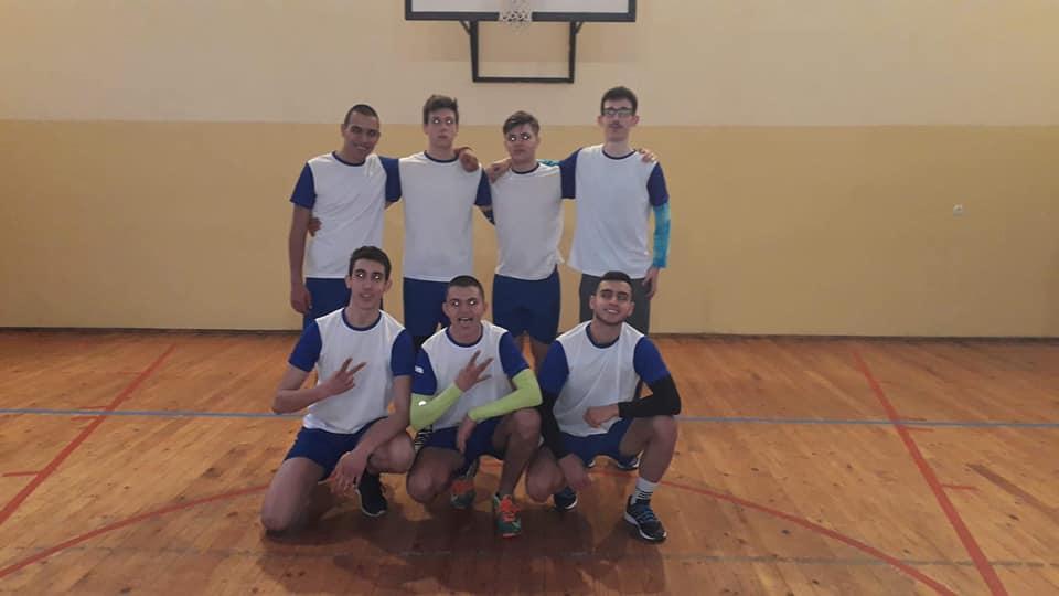 Ясни са победителите в УСИ по волейбол при юношите и девойките XI- XII клас