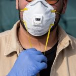 Носенето на предпазна маска става задължителна