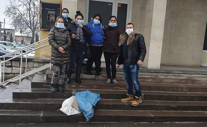 ДПС в община Ракитово благодари на Делян Пеевски за дарени предпазни маски