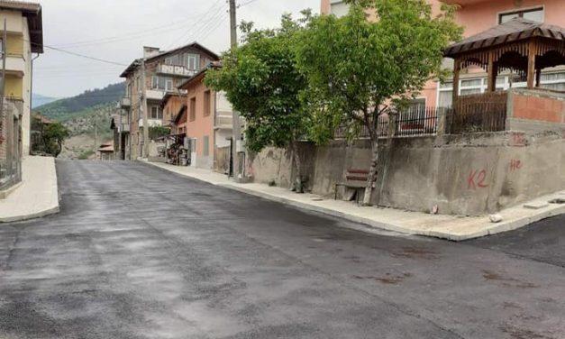 Още три улици в Драгиново бяха асфалтирани