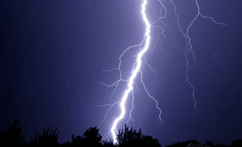 Съвети за безопасност при гръмотевични бури