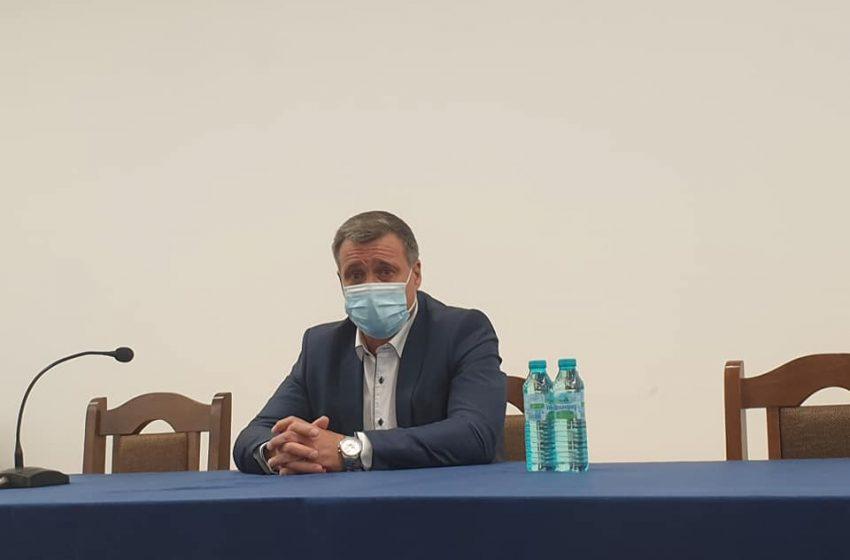 Кметът на община Велинград д-р Костадин Коев свика Общинския кризисен щаб