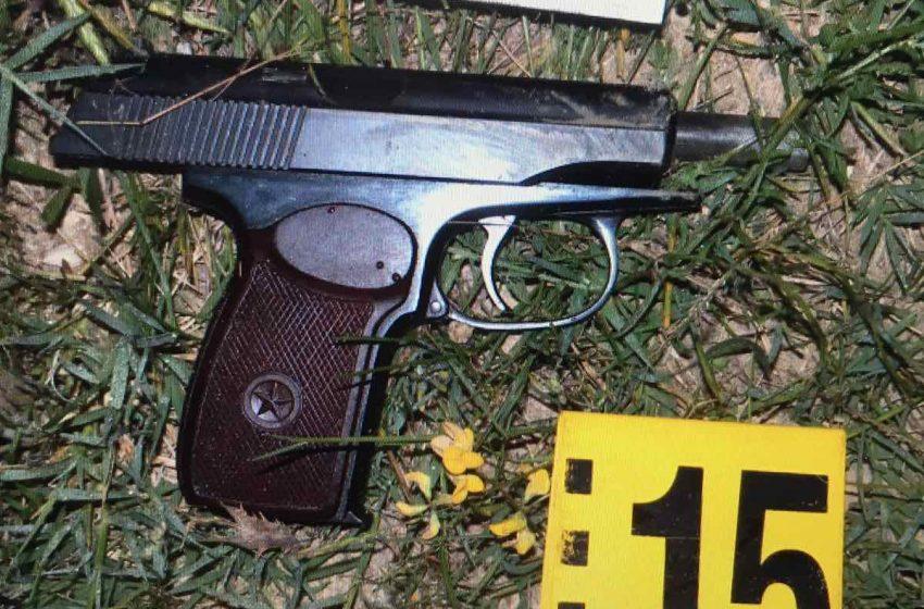 В резултат на предприети бързи и адекватни действия служителите от РУ-Велинград задържаха нелегален дървосекач стрелял с незаконен пистолет по горски стражар
