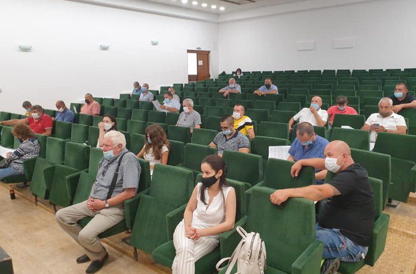 """Общински съвет-Велинград е категорично против откриването на мина """"Грънчарица- център"""""""