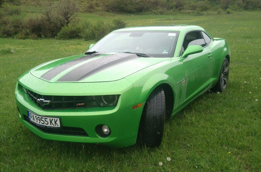 СПА уикенд събор на атрактивни американски автомобили във Велинград