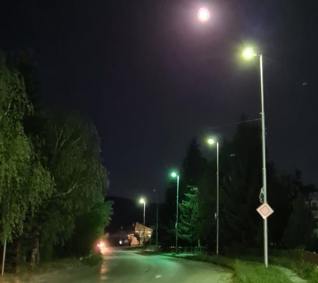 Кметът Костадин Холянов разпореди да се подмени уличното осветление в Ракитово