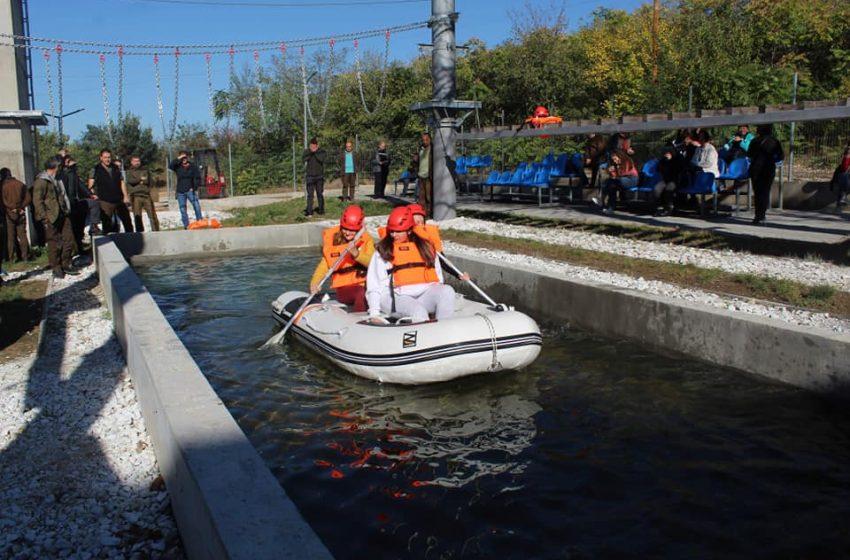 Доброволците от БМЧК-гр. Ракитово се обучаваха в учебен център на ГДПБЗП-гр. Бошуля